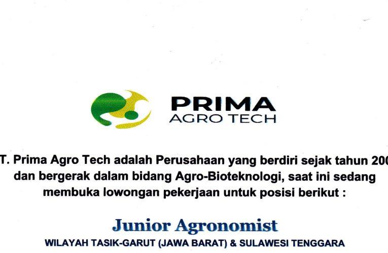 PT. Prima Agro Tech