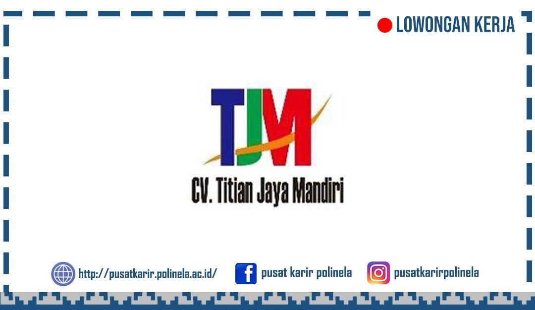 CV TITIAN JAYA MANDIRI