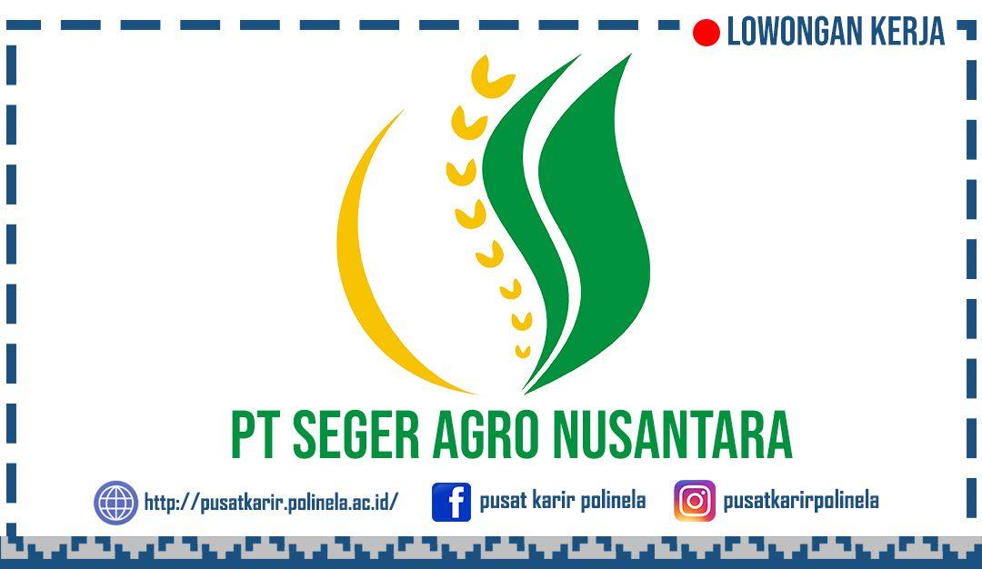 PT. SEGER AGRO NUSANTARA